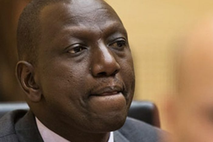 DP Ruto's security detail replaced