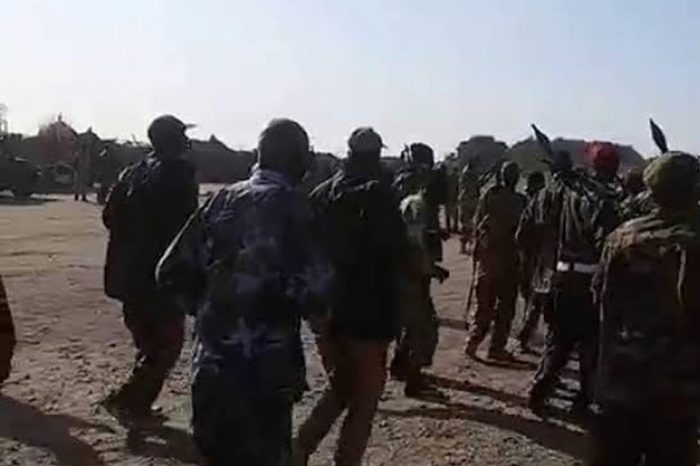 In Upper Nile, fighting began between opposing SPLA-IO groups.