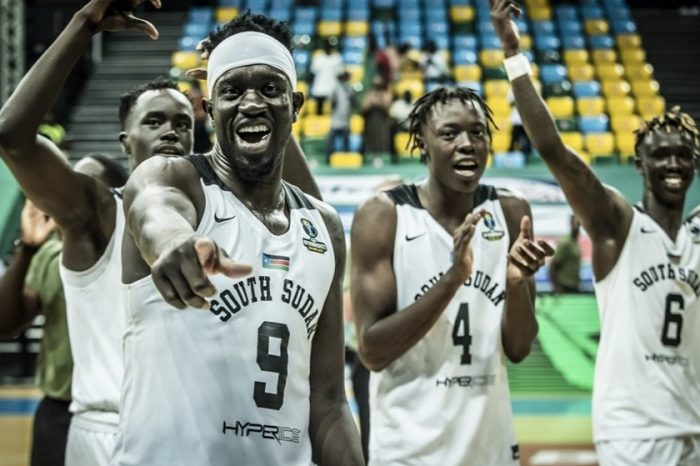 South Sudan win first-ever AfroBasket game
