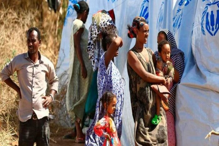 Ethiopia rejects US allegations that it is obstructing assistance to Tigray.