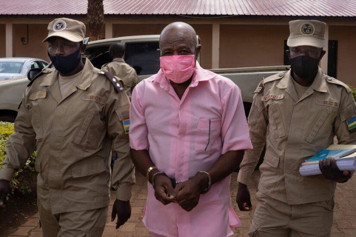 Rwanda hotel dissident convicted of forming terrorist group