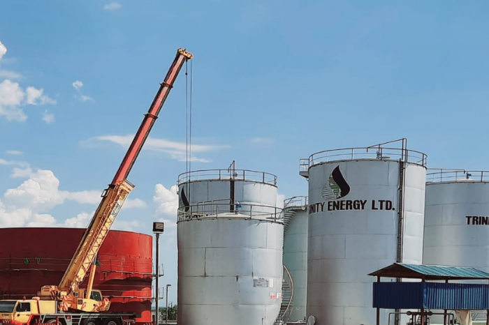 Trinity Energy launches 2 million litre fuel depot in Nesitu