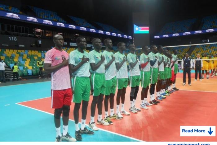 Rwanda beats Burundi in the 2021 Men's Volleyball Championship, while Ethiopia defeats South Sudan.