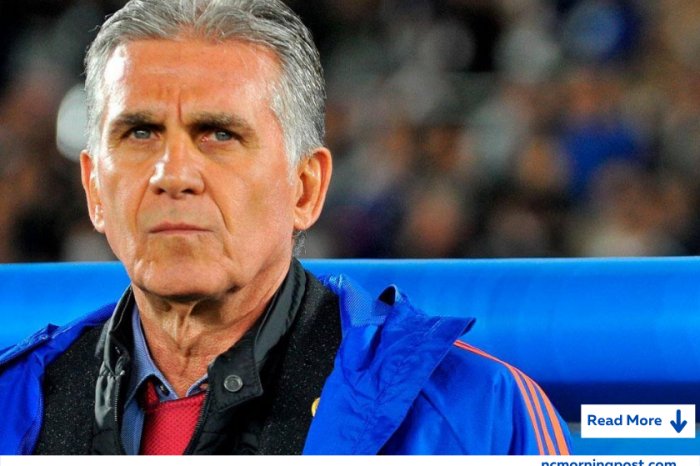 Carlos Queiroz: Egypt employs former Real Madrid and South Africa, coach