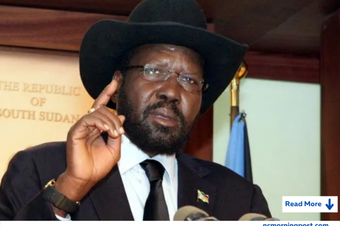"""President Kiir on Nimule-Juba road attacks: """"Put down your arms, and we talk"""""""