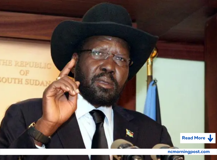 S. Sudan awarding billion-dollar contracts to US-sanctionedbusinessmen who are part of Kiir's inner circle-Report
