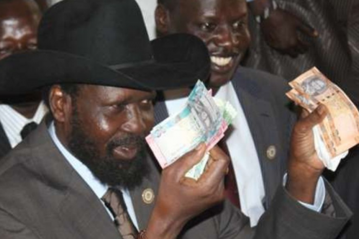 South Sudanese Pounds weaken against the dollar