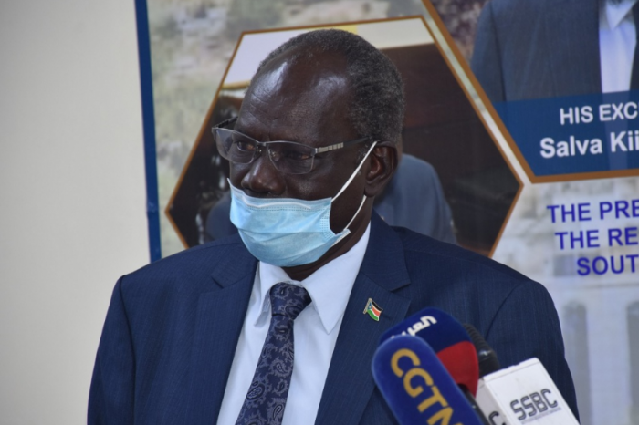 South Sudan to clear embassies-related debts.