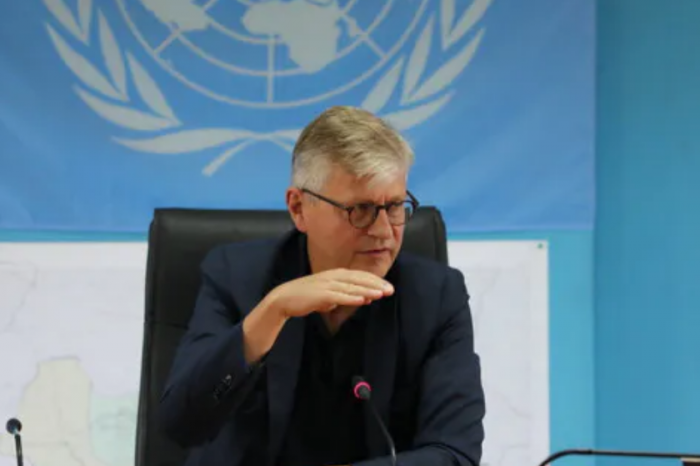 UN Peace Chief promises the UN family's support to citizens at the end of his visit to South Sudan