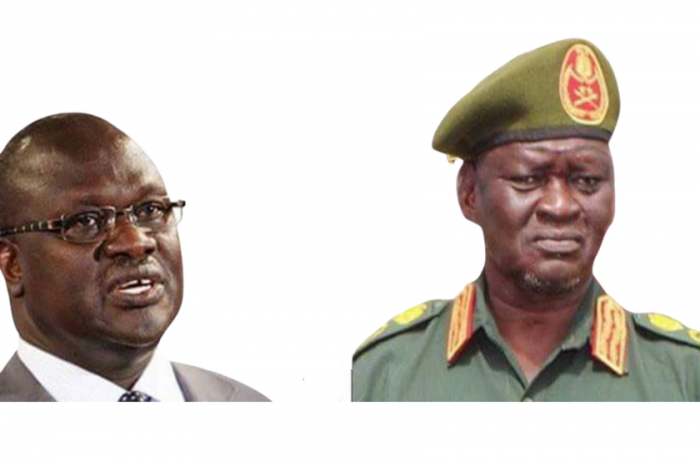 SPLM-IO dilemmas: Magenis on fire again as divided factions trade accusations