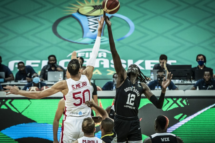 FIBA Basketball World Cup Qualifiers: S. Sudan campaign starts off in February 2022, getting drawn into Group B against Cameroon, Tunisia and Rwanda.