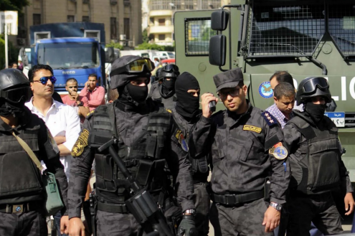Amnesty International claims that Egypt's security forces are bullying activists into silence.