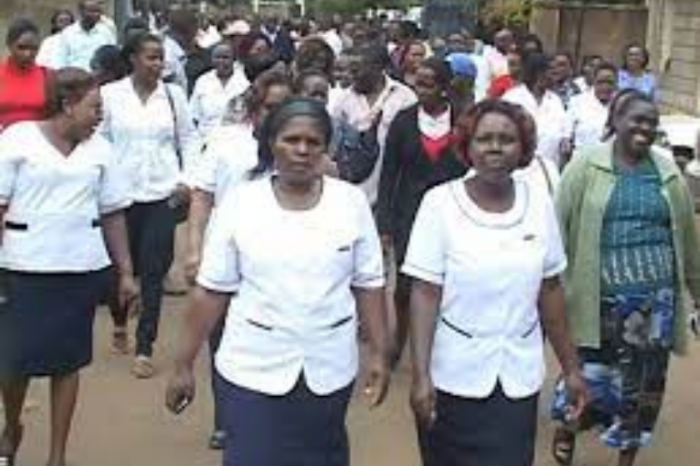 Modern-day slavery: Kenya to Receive a Cut from Kenyan Nurses Working in the UK Under Labour Deal