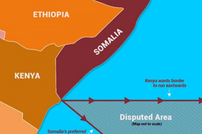 Kenya-Somalia maritime boundary lawsuit scheduled for October