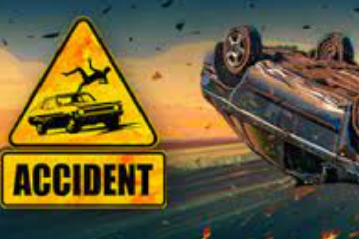 Grisly road accident claimed the lives of two people at the Nimule's border