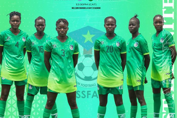 Women's COSAFA 2021: Bright Starlet will face Botswana at 12 p.m. today at the Nelson Mandela Bay Stadium.