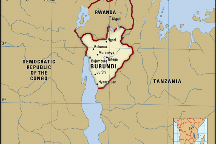 2 persons killed, many wounded in grenade assault on the bar in Burundi capital Say security sources