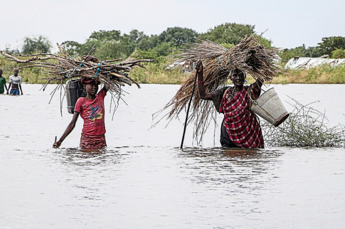 Experts expressed new concerns about impending floods in Jonglei, Lakes, and Unity states.
