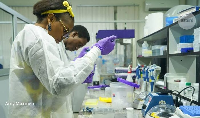 EU and WHO setting up a molecular diagnostic laboratory in Wau for the detection of COVID-19