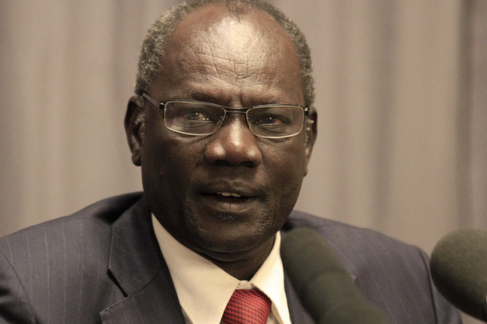South Sudan Information Minister, criticizes neighbors for shutting borders and causing product shortages.