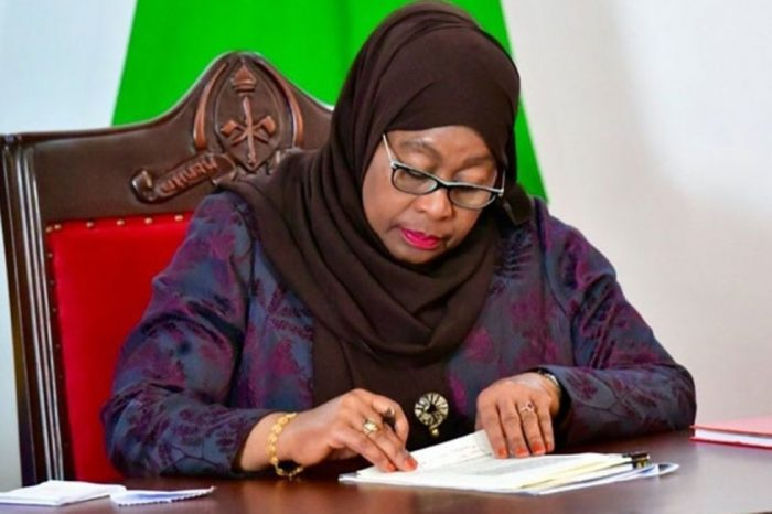 President Samia to sworn-in first woman defense minister and a new AG today.