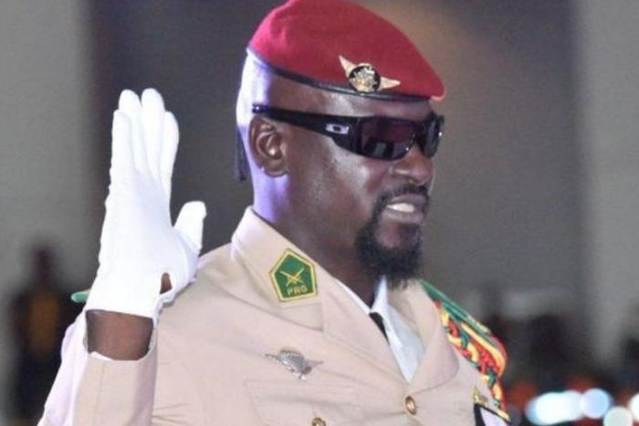 Mamady Doumbouya: Guinea coup leader was sworn in as president