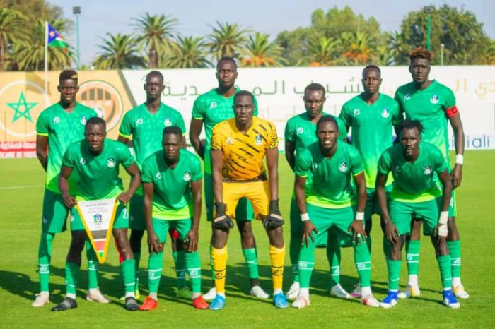 Football - Friendly: Gambia beat South Sudan(2:1)