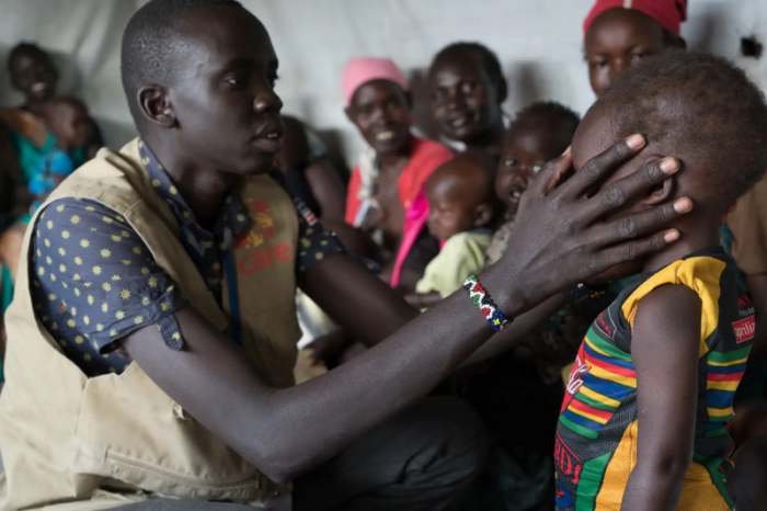 Pibor youth threatened to assault humanitarian workers; South Sudan gov't implored to protect them.
