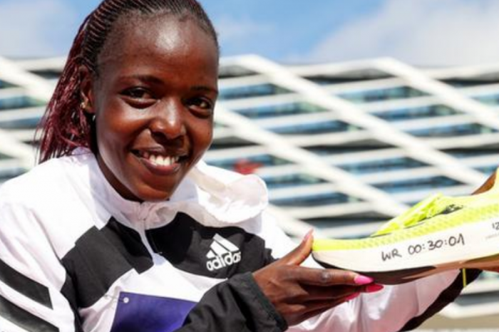 Tirop, a Kenyan athlete, was found dead with her husband as a suspect.